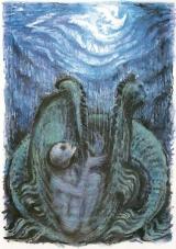 Bitte an einen Delphin  Jede Nacht mein Kissen umarmend  wie einen sanften Delpin schwimme ich weiter fort. Sanfter Delphin in diesem Meer von Herzklopfen, trage mich., wenn es hell wird, an einen gütigen Strand. Fern der Küste von morgen.  Hilde Domin